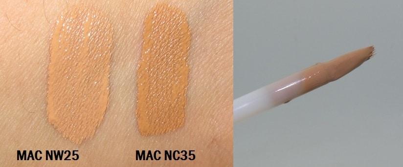 MAC concealere nw25 nc35