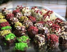 Dessert, Julekonfekt