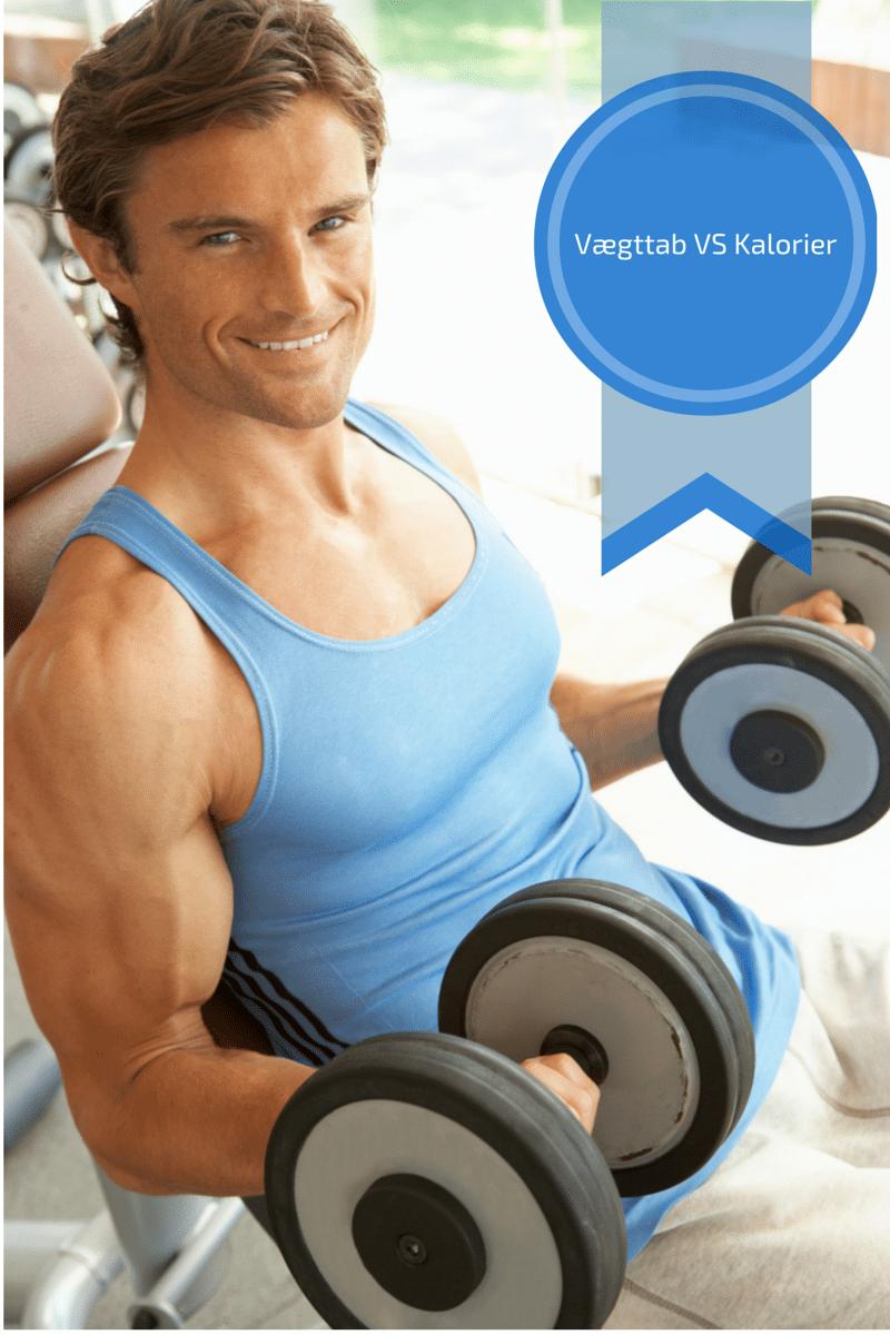 Vægttab og kalorier