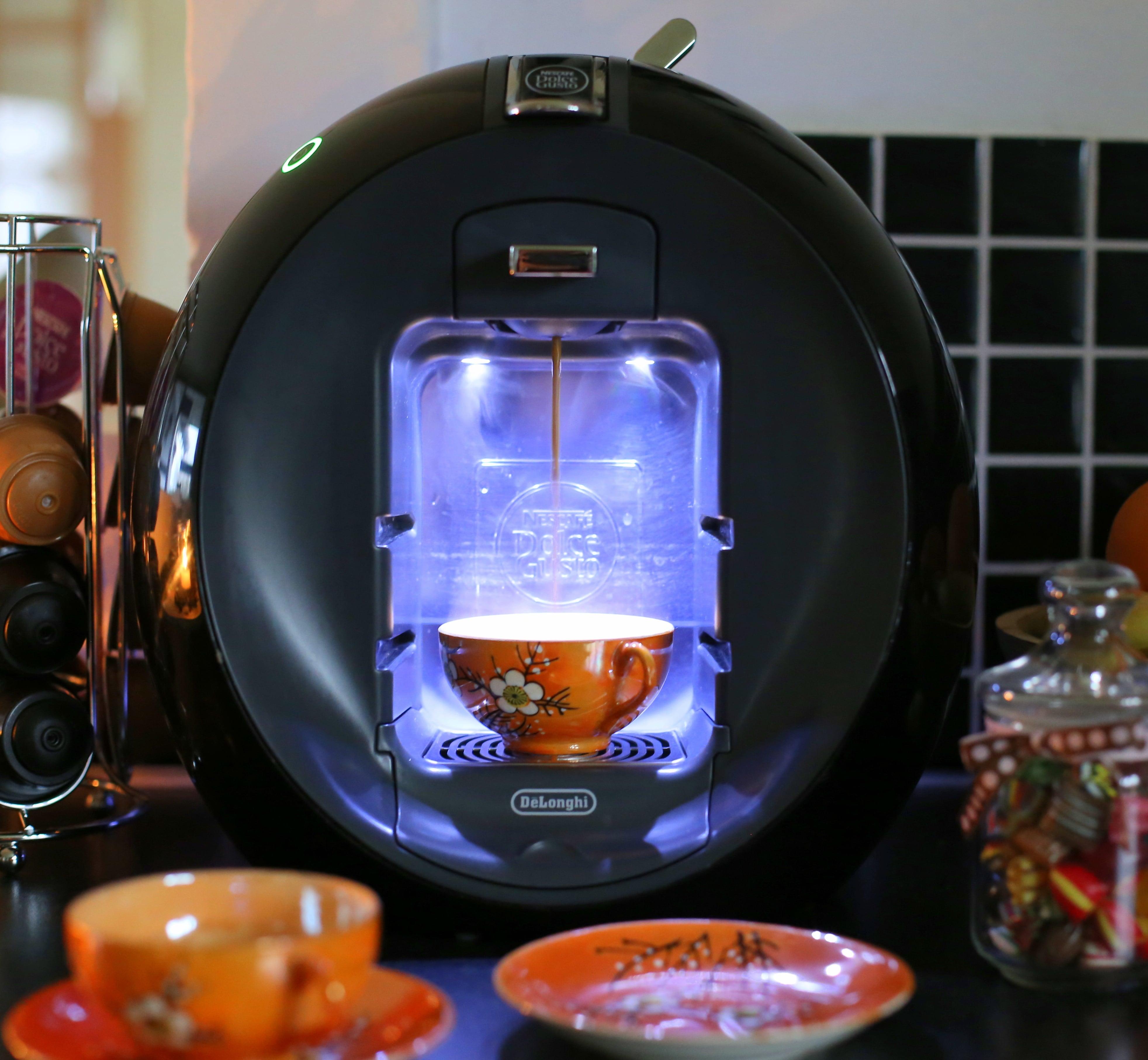 Nescafé Dolce Gusto Circolo kapsel kaffemaskine anmeldelse