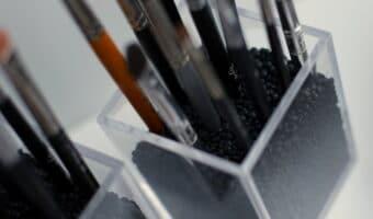 DIY: Sådan organiserer jeg mine makeup børster