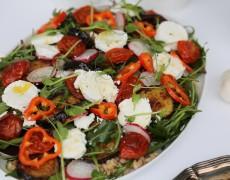 Salater, Forret, Tilbehør