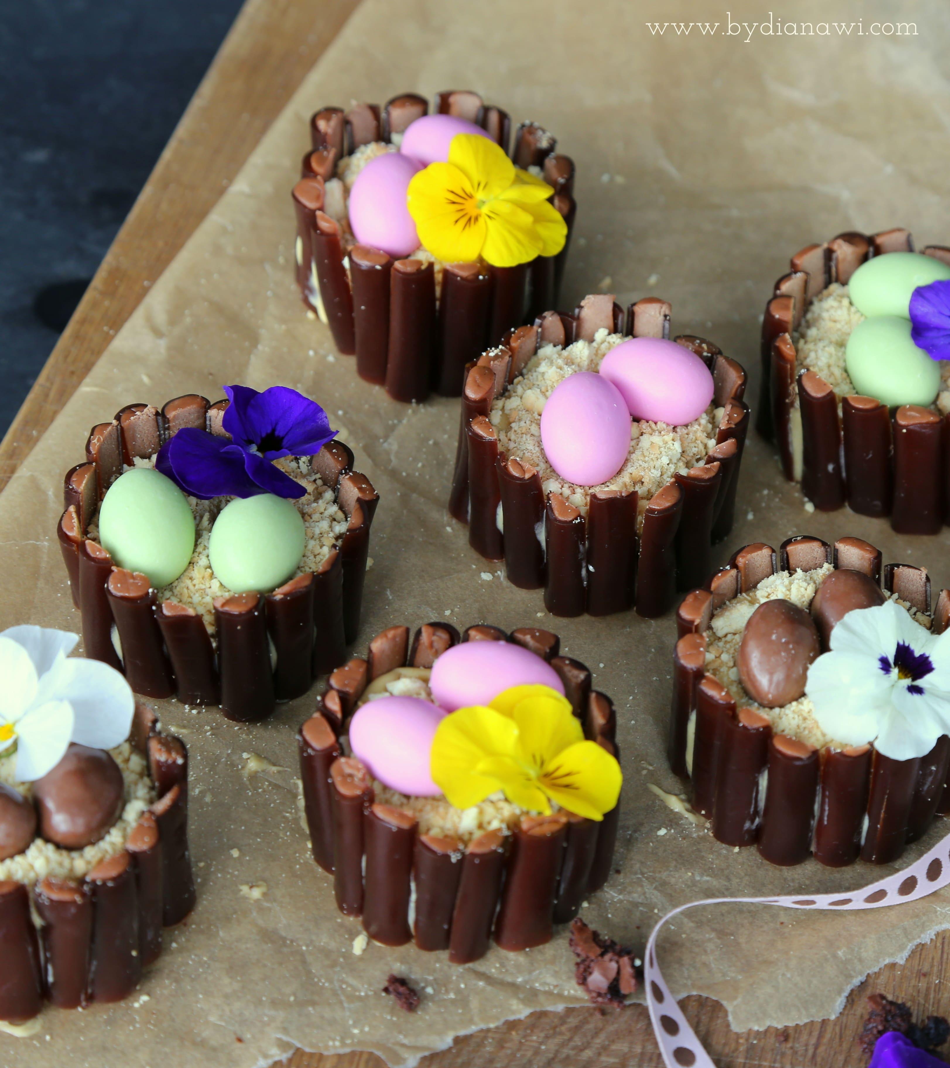 påskemuffins, påske inspiration, påske kage, påskeæg