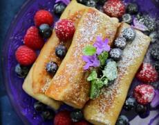 morgenmad, dessert