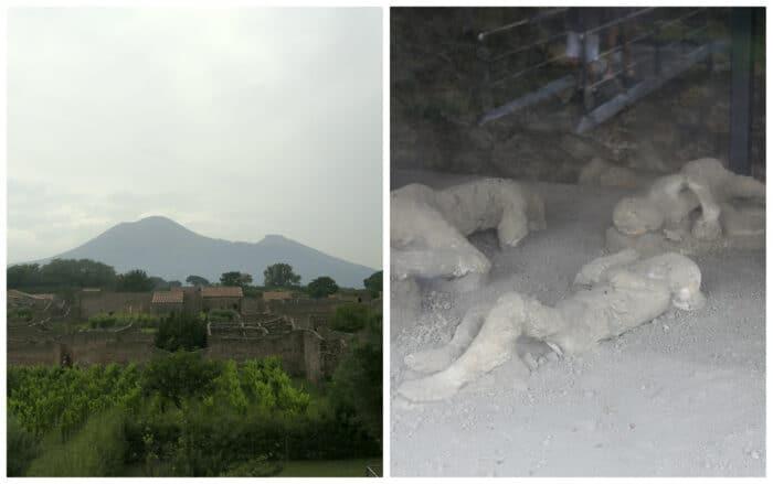 pompei, vesuvio vulkan, amalfikysten, rejseguide