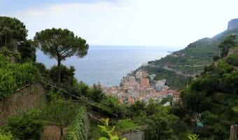 ✈ Mini-rejseguide: Amalfikysten, Minori, Capri og Pompei