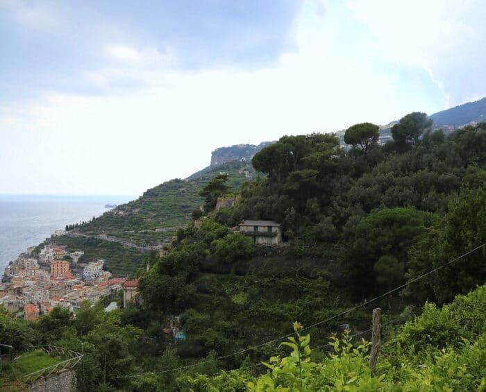 Amalfikysten, Pompei, Capri, Minori, rejseguide