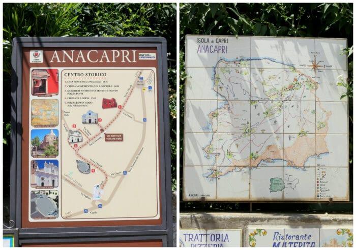 capri, amalfikysten, rejseguide