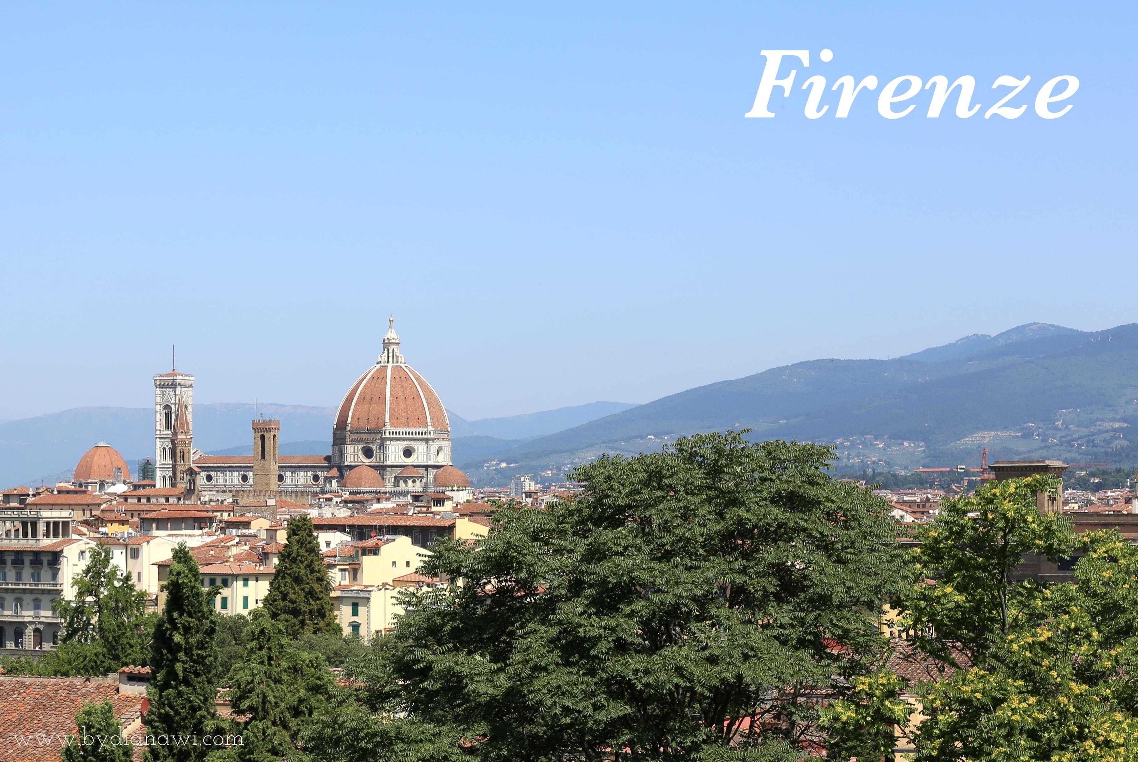 Toscana rejseguide, Firenze, italien guide