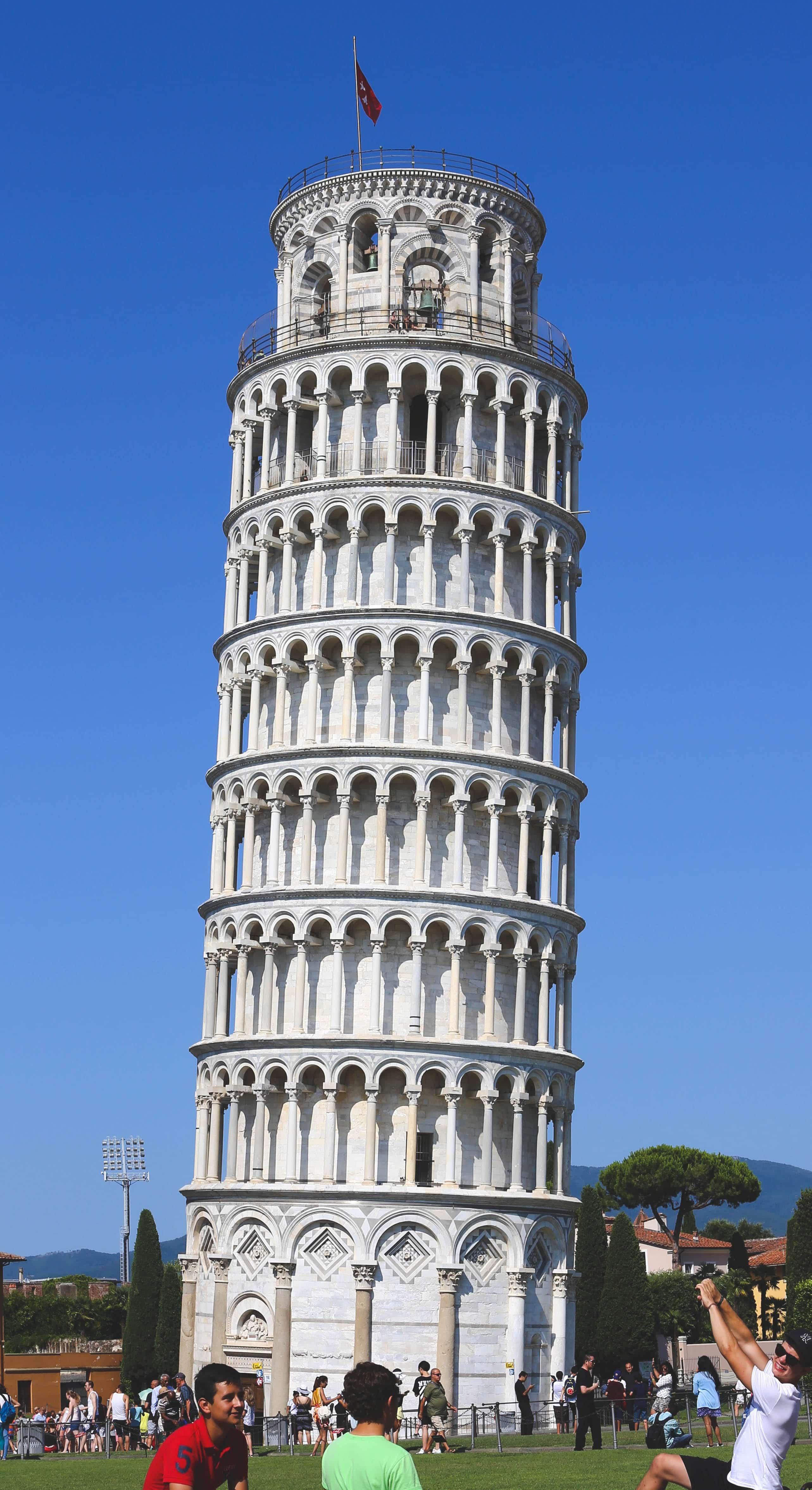 Pisa det skæve tårn, Toscana rejseguide