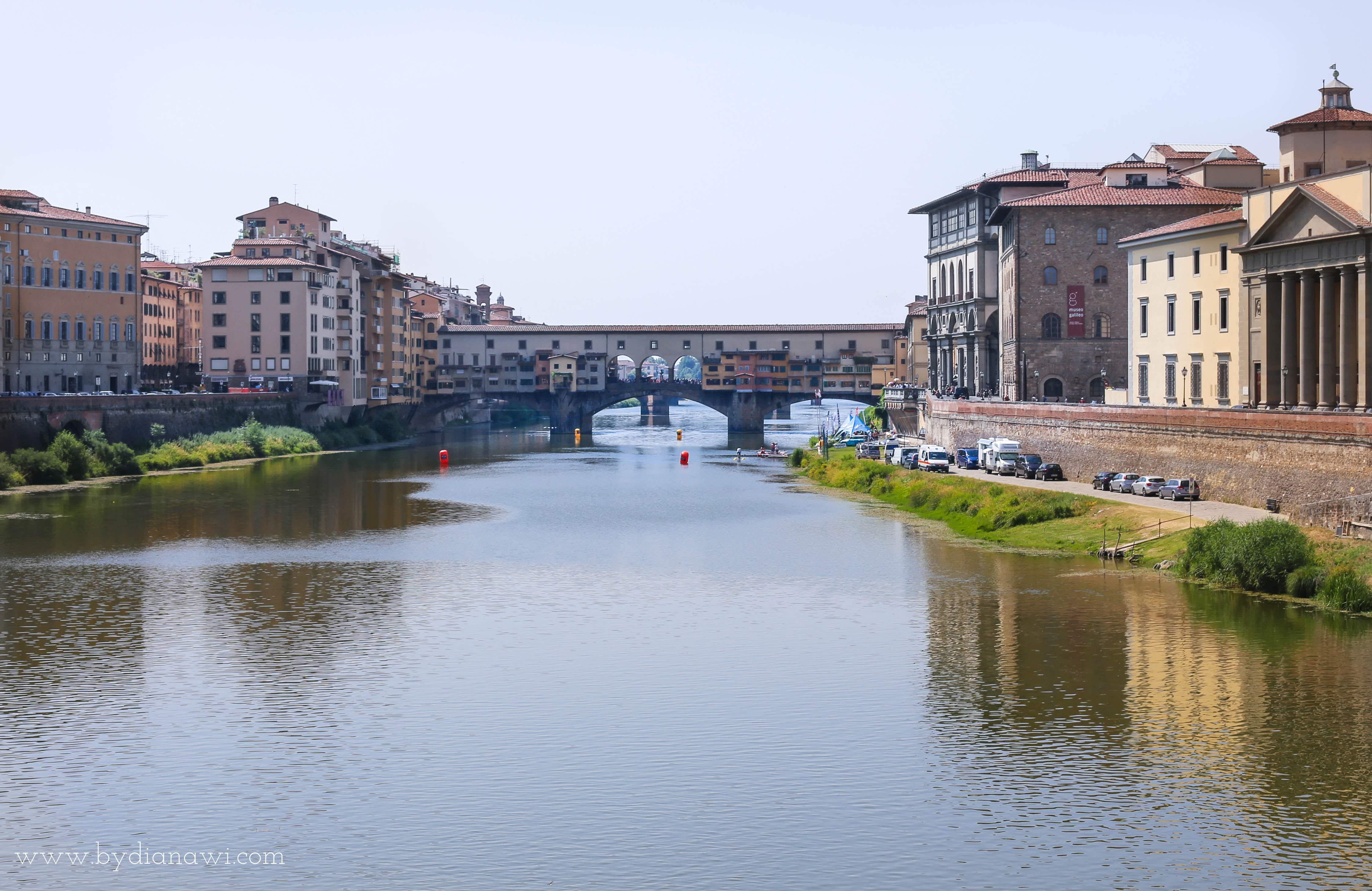 Ponte Vecchio, Firenze, Italien