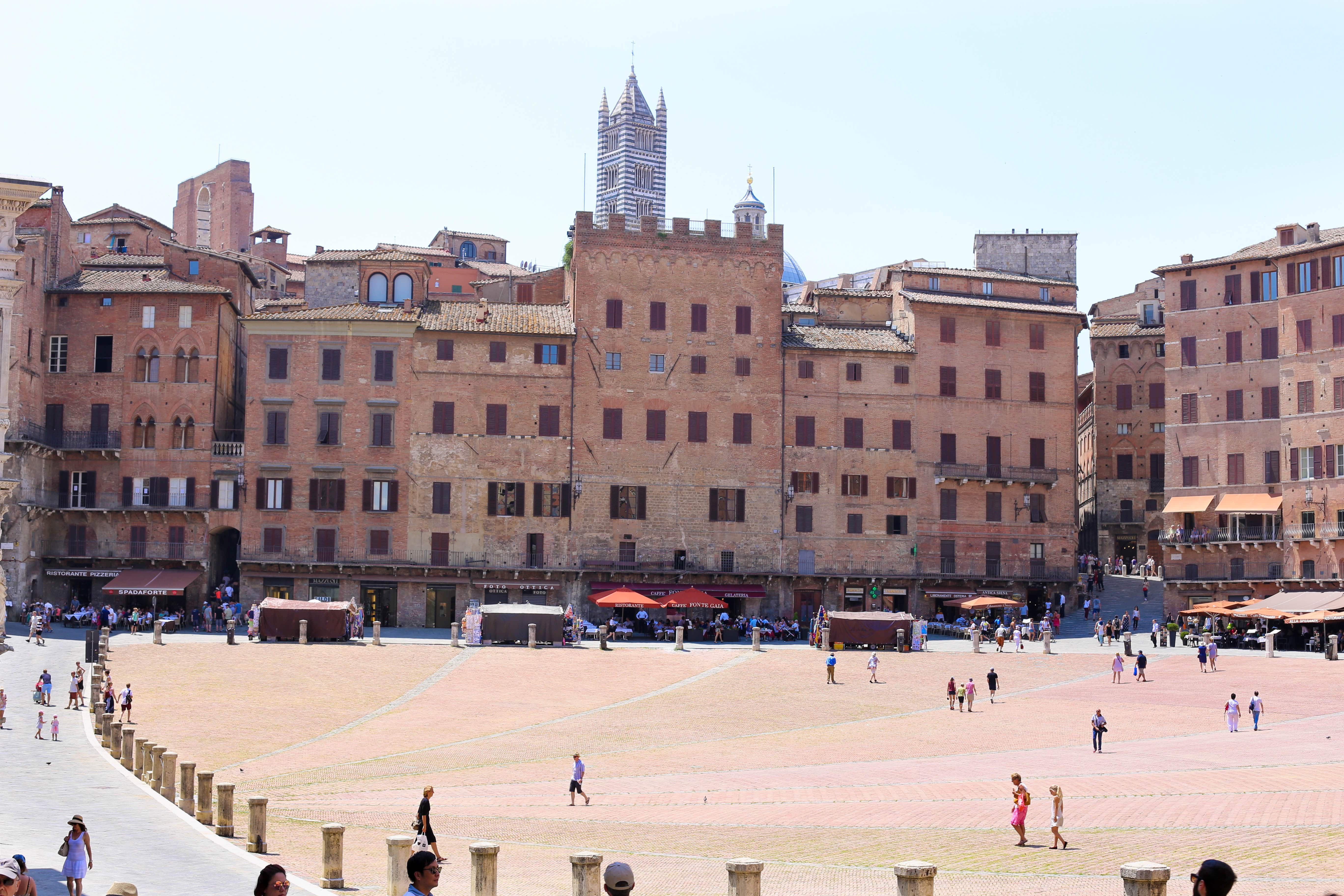 Siena, Italien Toscana rejseguide