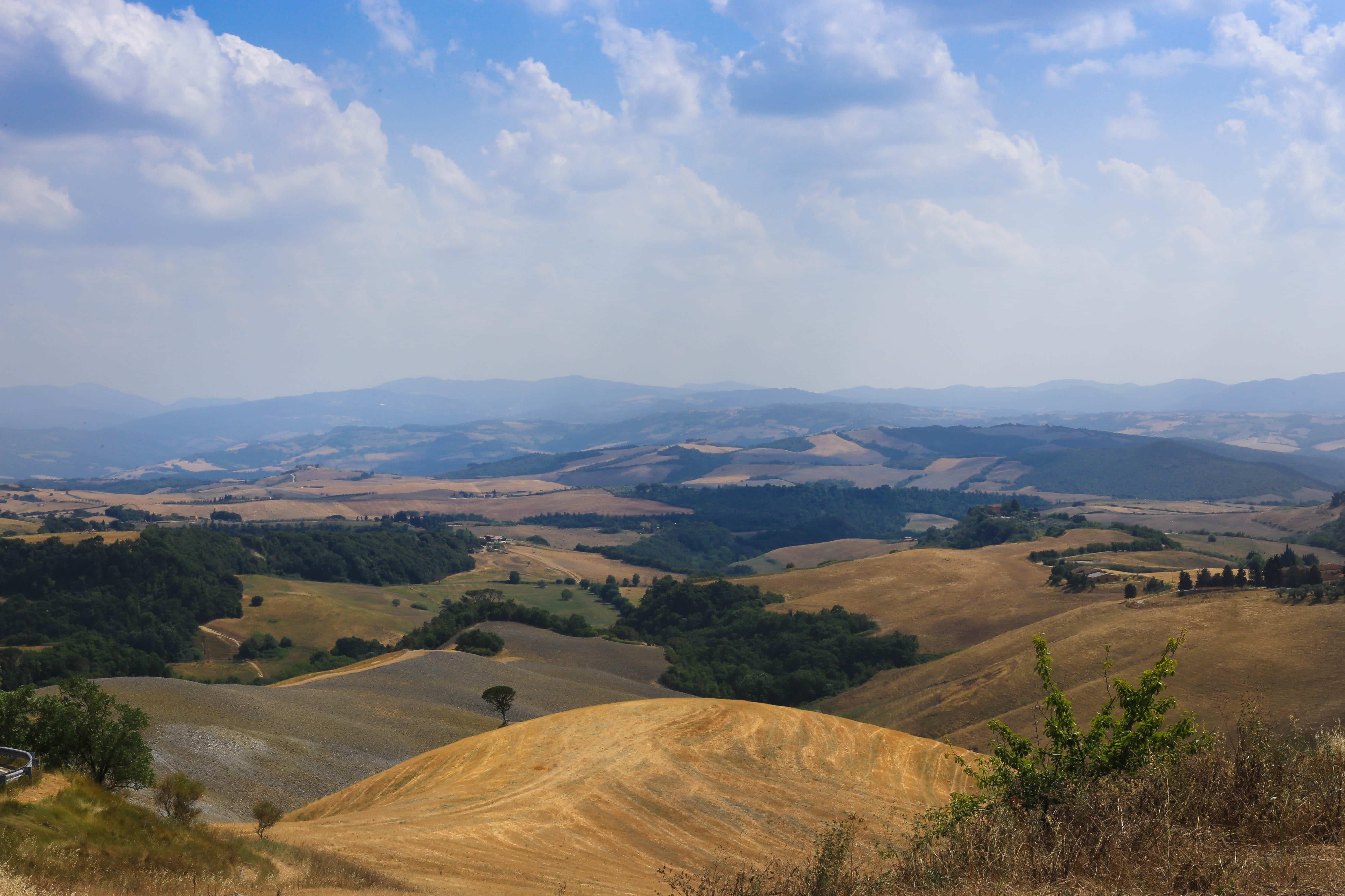Toscana rejseguide, Italien
