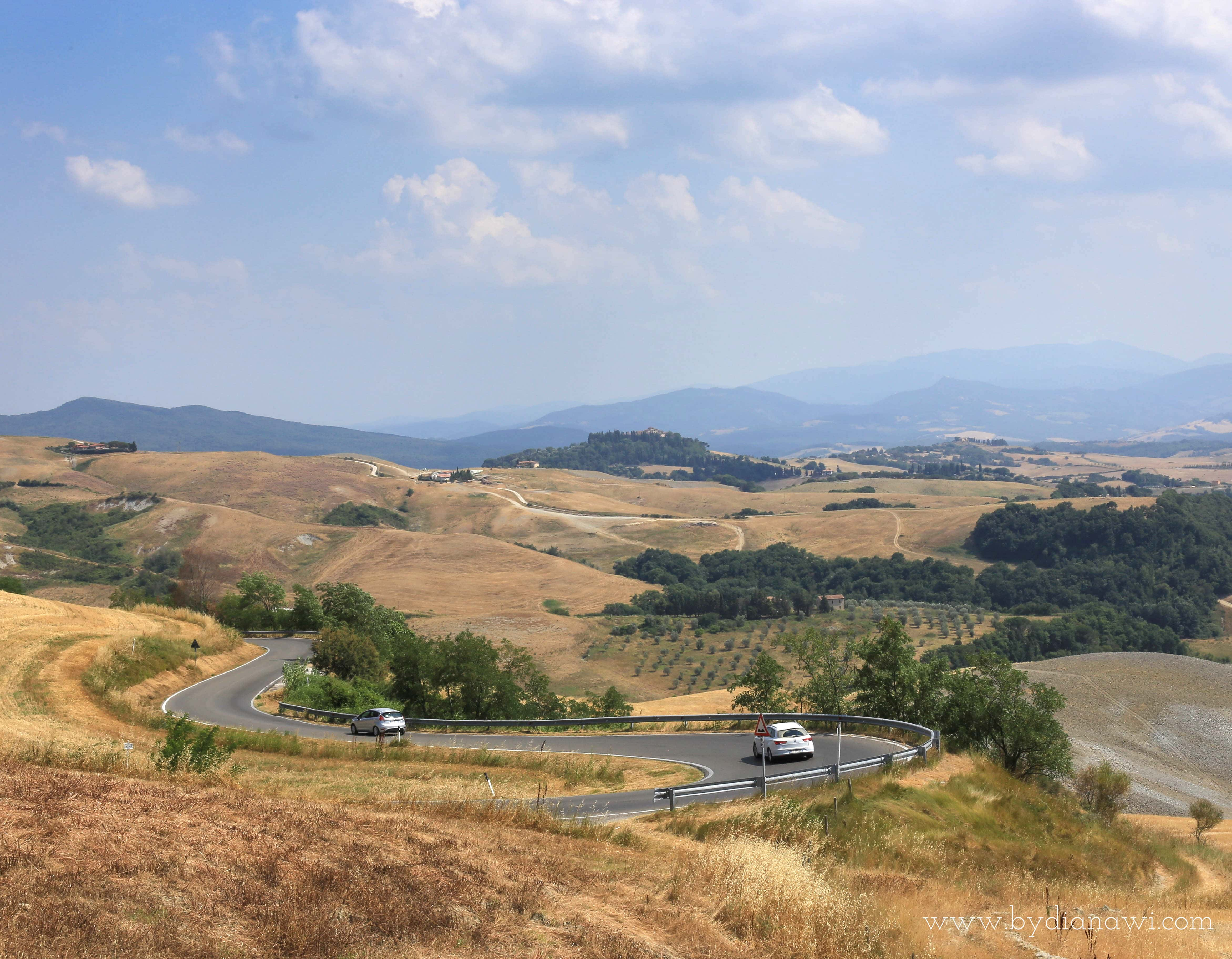 Toscana rejseguide