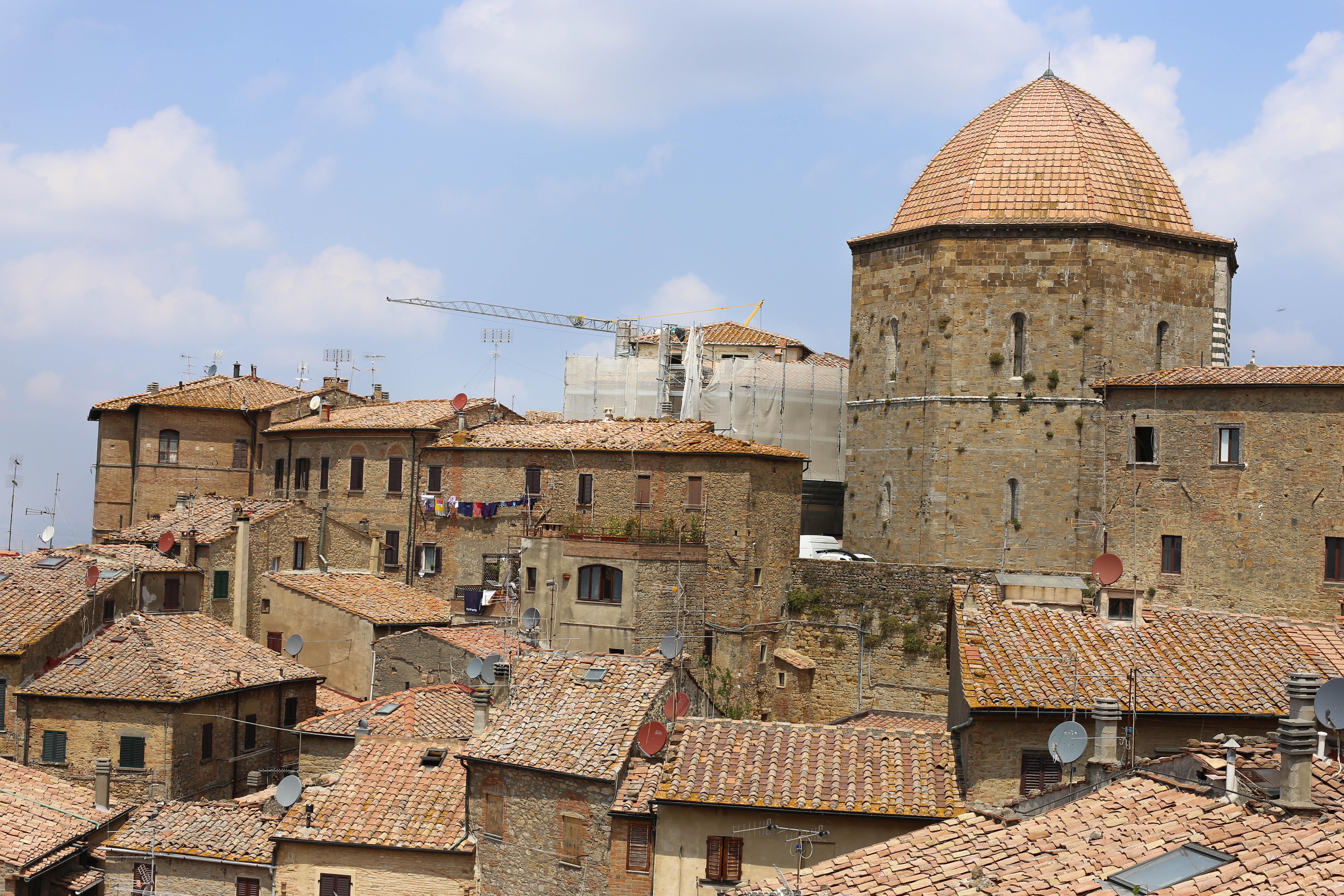 Volterra, Toscana rejseguide Italien