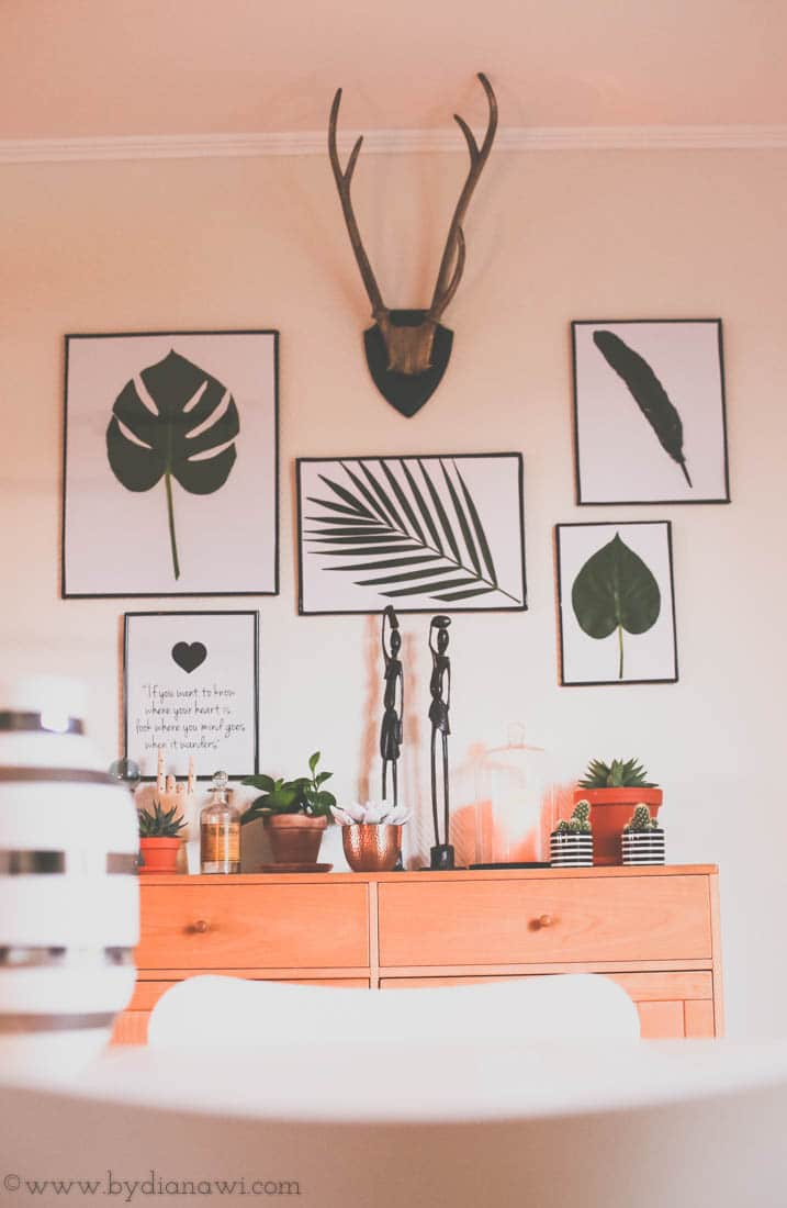 DIY design dine egne trendy plakater til ingen penge