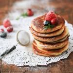 Opskrift på sprøde ricotta pandekager – perfekte til brunch