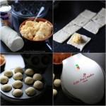 Homemade mozzarella pops opskrift