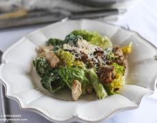Salater, Kylling, Madpakke