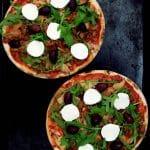 Kylling kebab pizza opskrift på 10 minutter