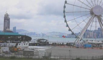 Mit første postkort fra Hongkong ✈