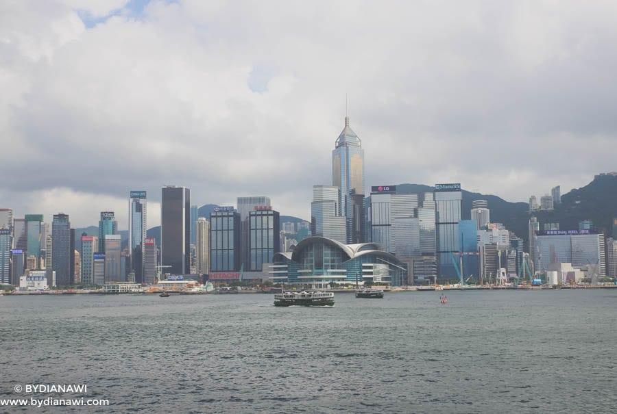 Hong Kong på få dage miniguide