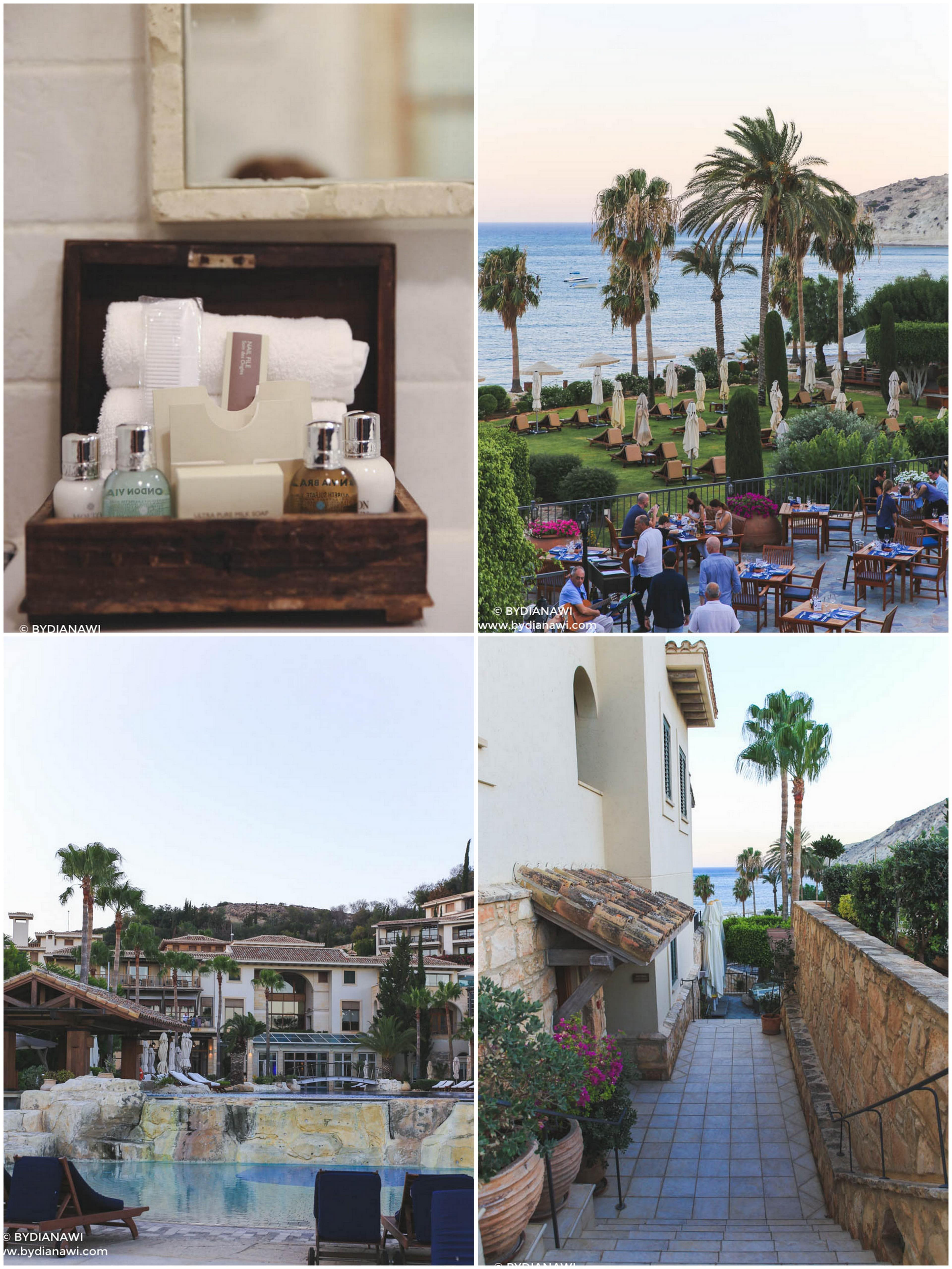 columbia beach resort, cypern, grækenland
