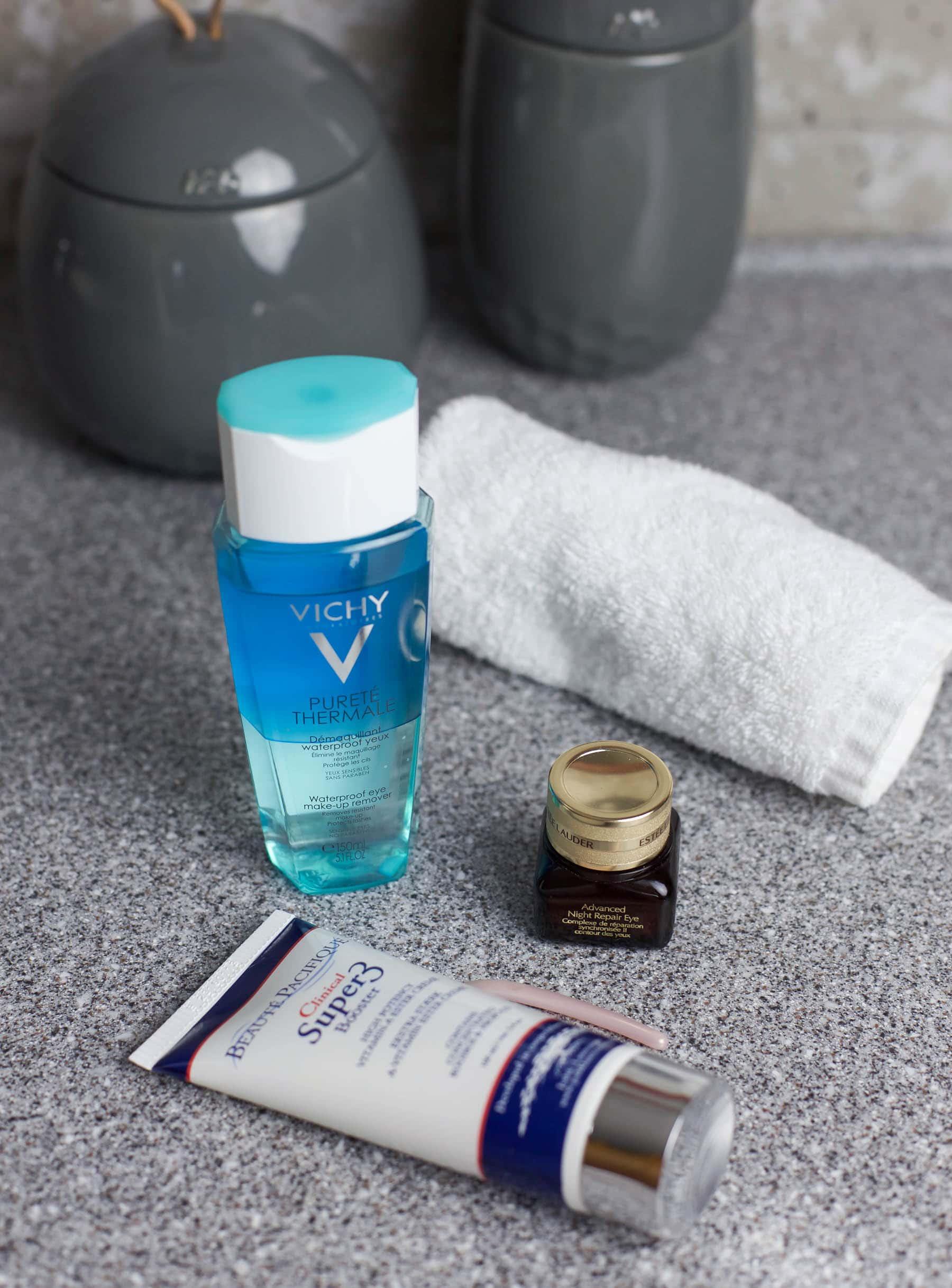 a-vitamin, hudpleje, øjenmakeupfjerner, clarisonic