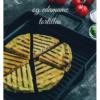 Quesadillas med kylling og edamame tortillas