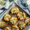 Sprøde knuste kartofler med hjemmelavet hvidløgssmør og parmesan