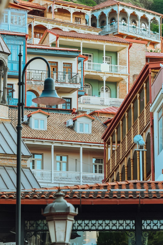 Tbilisi, rejse til Georgien