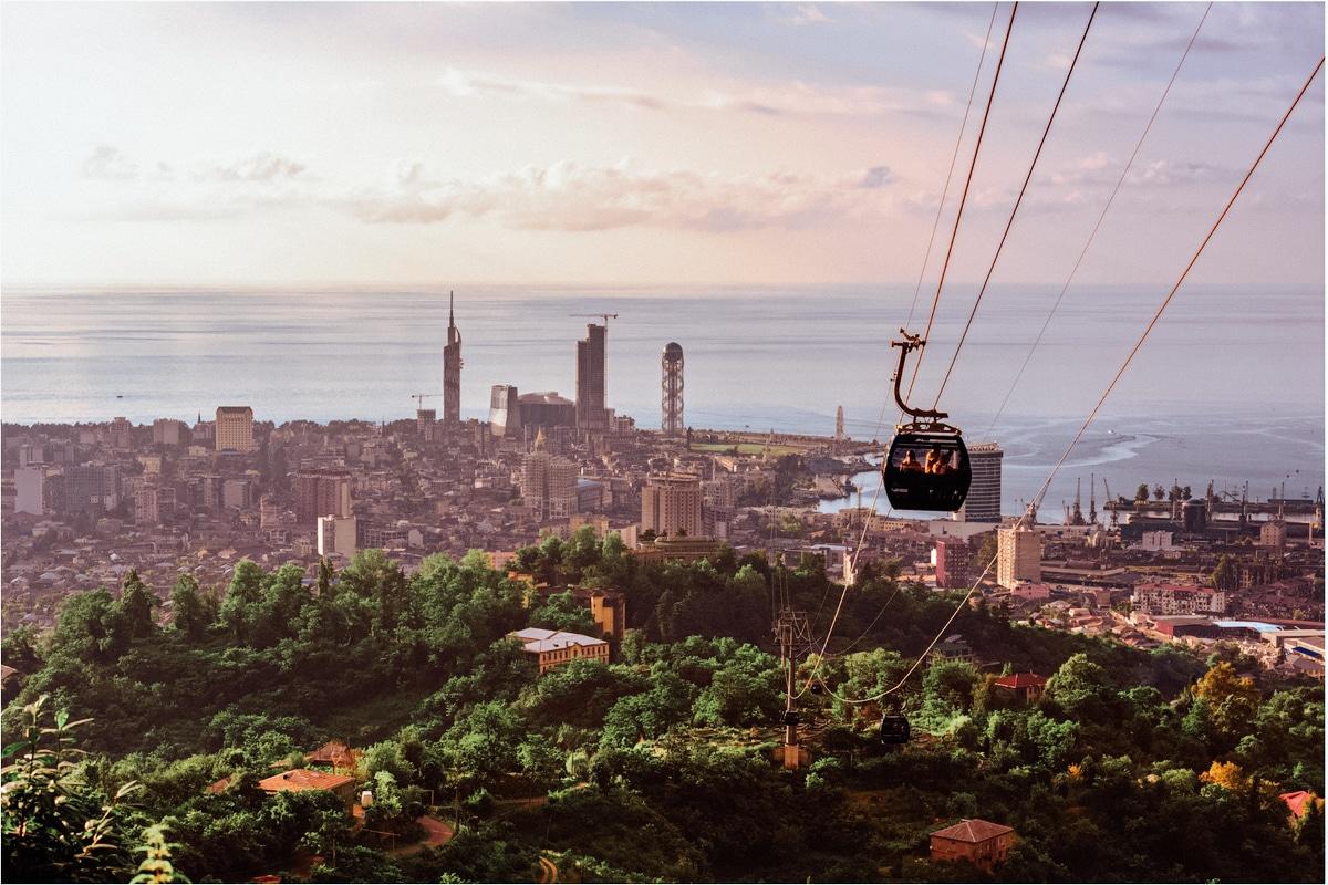 Batumi, georgien, tbilisi, rejse til georgien