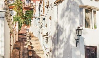 Tbilisi, jeg glæder mig som et lille barn…
