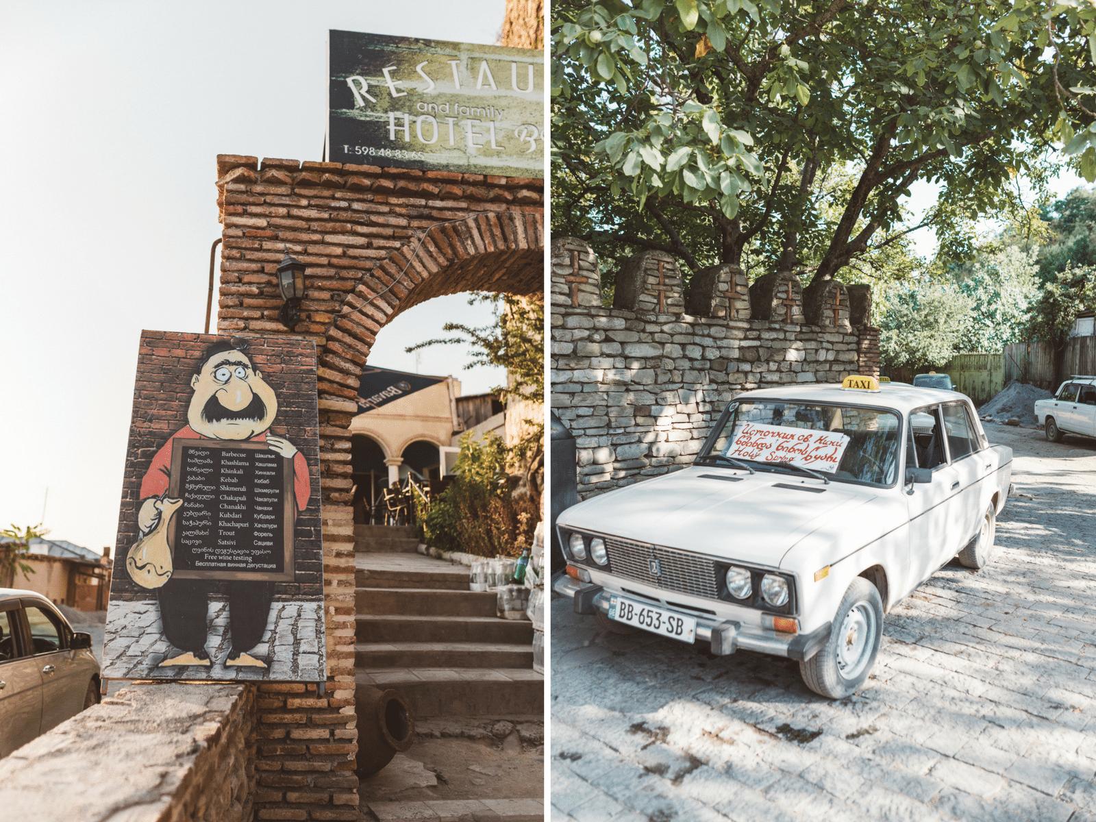 Rejse til Georgien, Kakheti, Tbilisi