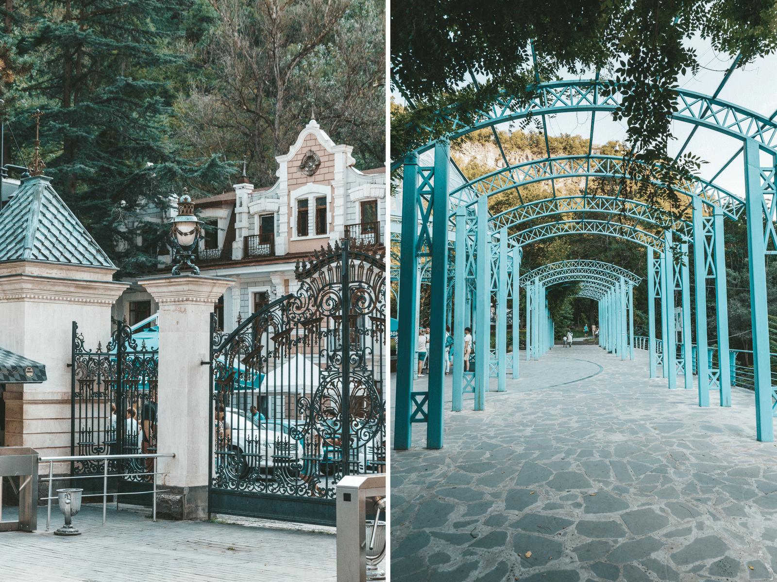 Rejse til Georgien, Tbilisi, Borjomi