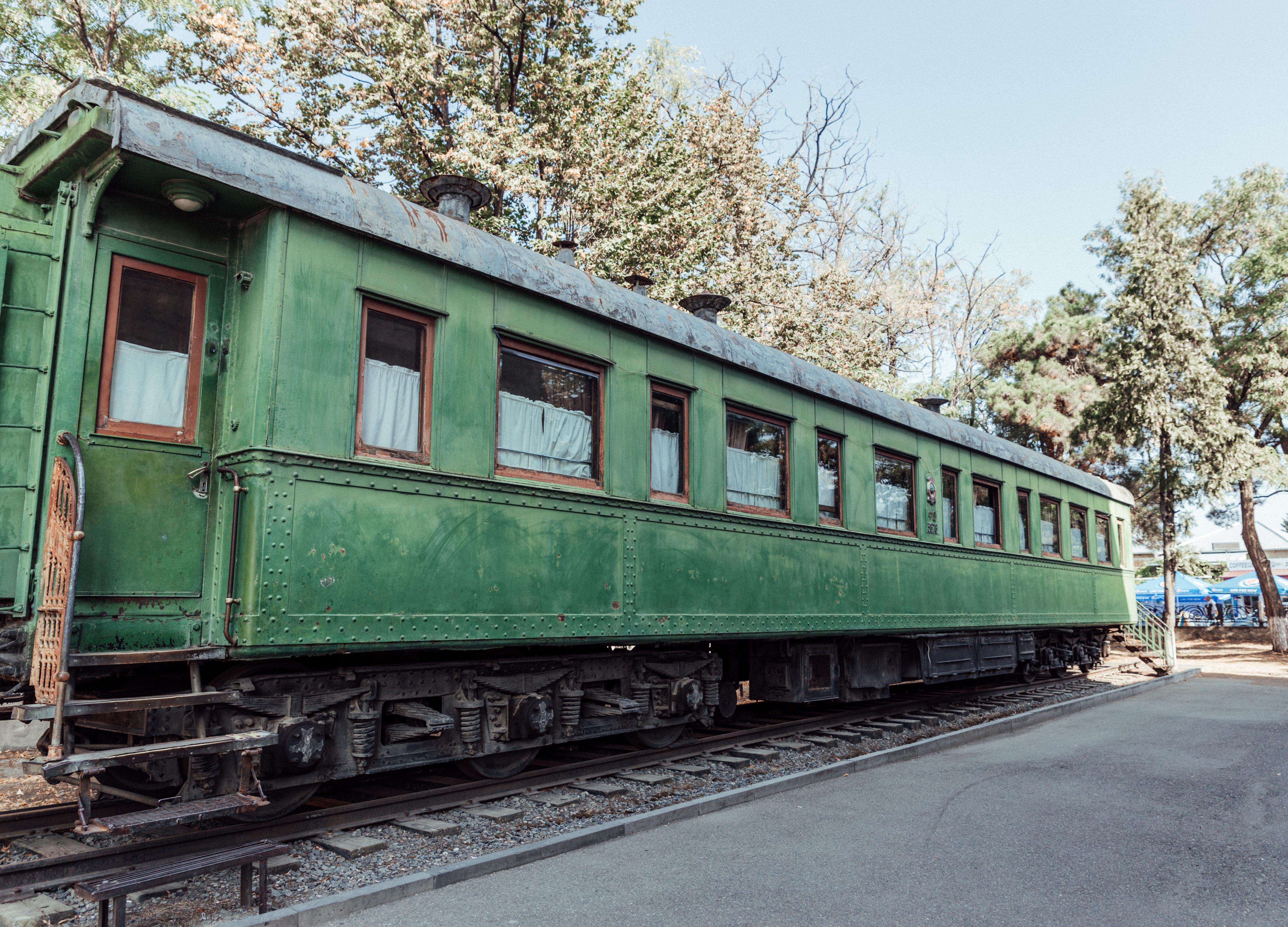Rejse til Georgien, Gori, Stalins museum