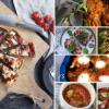 Mine 7 bedste opskrifter med aubergine