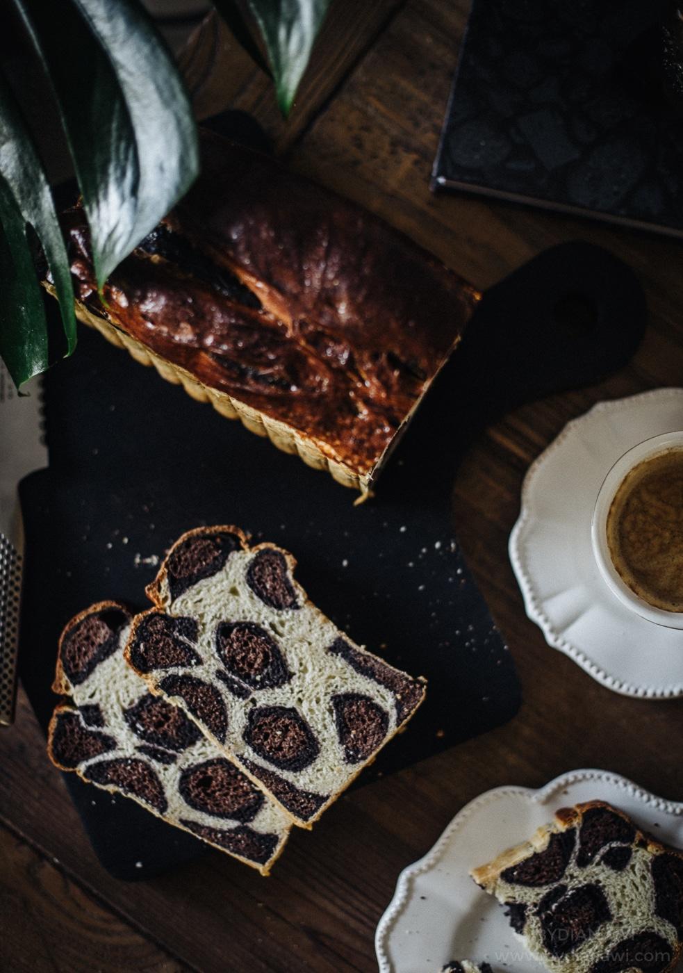 leopardbrød, brioche brød, franskbrød, leopard brød, veninde brunch