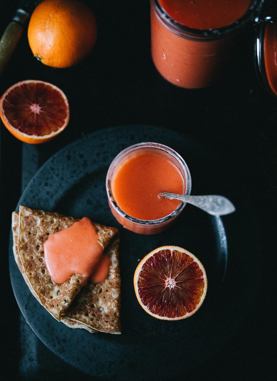 blodappelsiner, appelsincurd, hjemmelavet curd opskrift