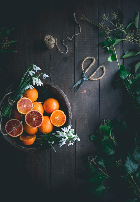 blodappelsiner, hjemmelavet appelsincurd, blodappelsin curd opskrift