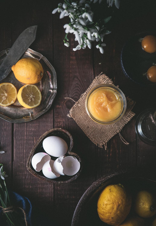 lemoncurd opskrift, citron creme, smørepålæg hjemmelavet
