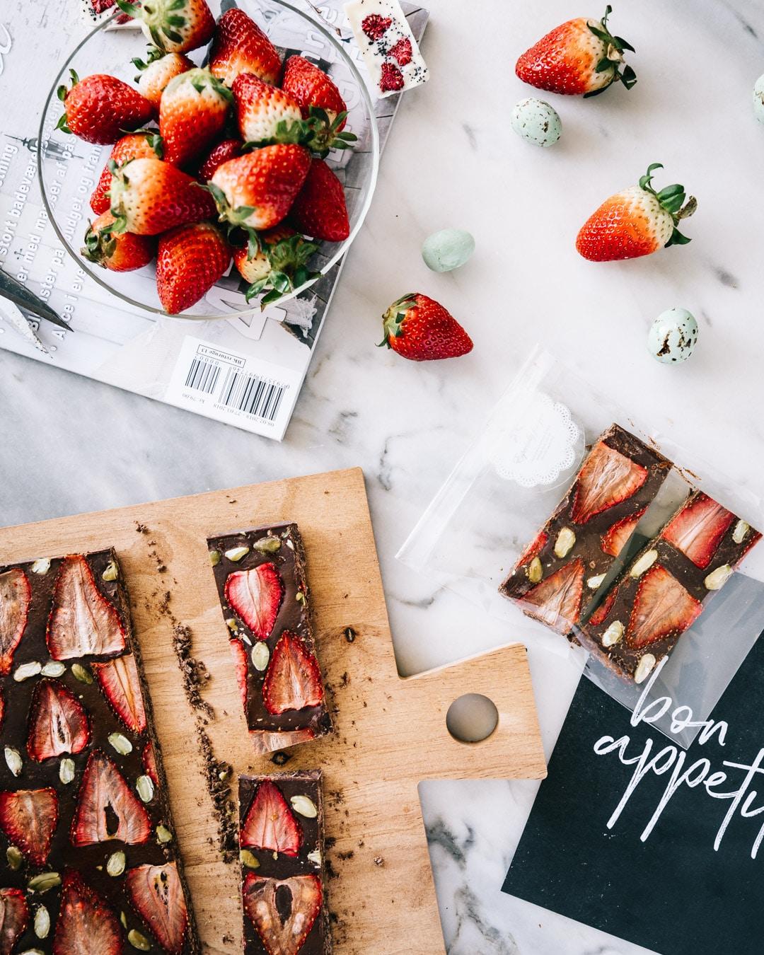 DIY, hjemmelavet spiselig gave, hjemmelavet chokolade med bær