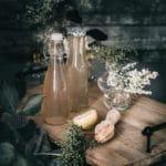Hyldeblomstsaft og hyldebærblomst Mojito – nem opskrift